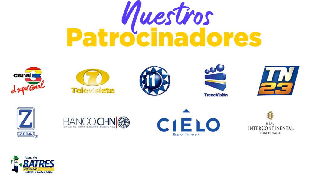 teleton Guatemala patrocinadores